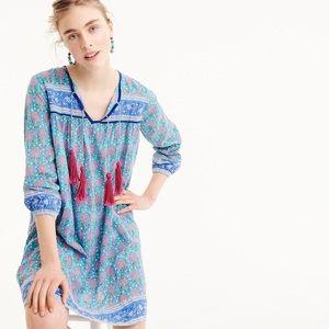 J. CREW - SZ Blockprints Leyla Dress